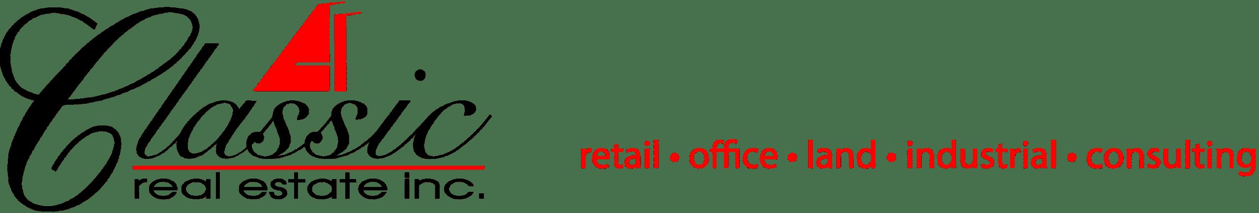 Classic Real Estate Logo
